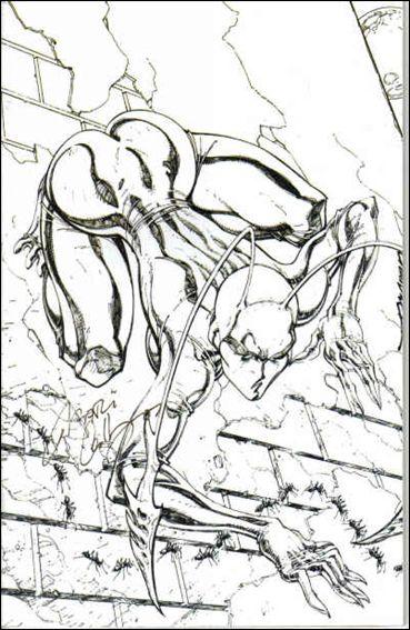 Ant (2004) 1-C by Arcana