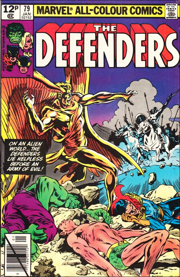 Defenders (1972) 79-B by Marvel