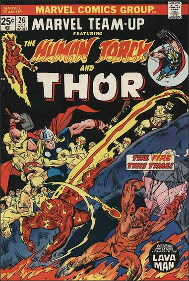 Marvel Team-Up (1972) 26-A by Marvel