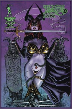 Tarot: Witch of the Black Rose 99-A