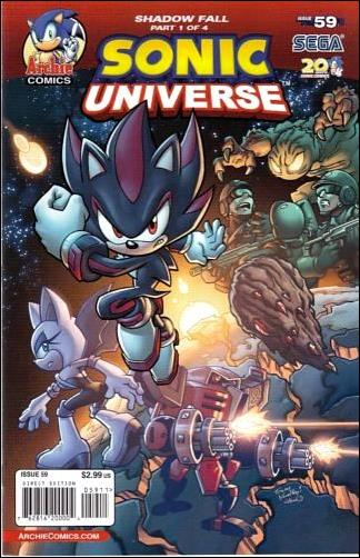 Sonic Universe 59-A by Archie