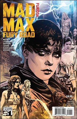 Mad Max: Fury Road: Furiosa 1-A