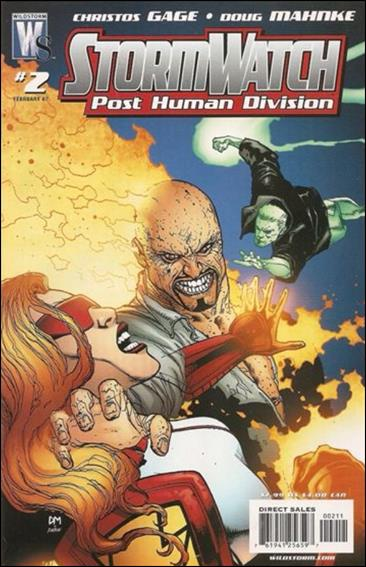 StormWatch: P.H.D. 2-A by WildStorm