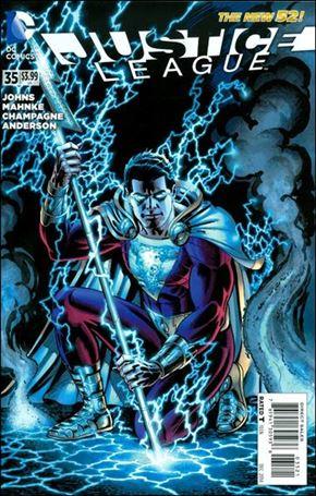 Justice League (2011) 35-E
