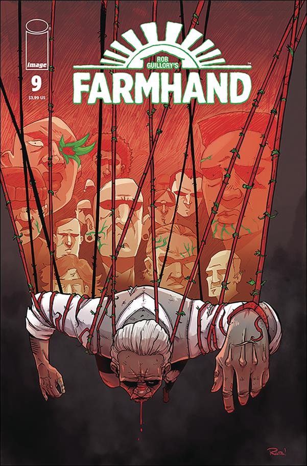 Farmhand 9-A by Image