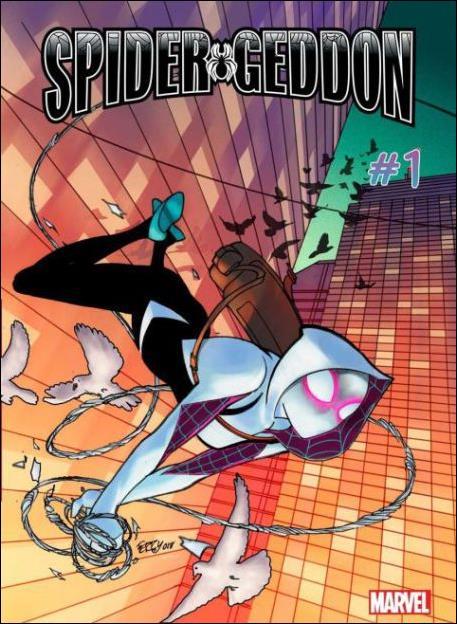 Spider-Geddon 1-E by Marvel