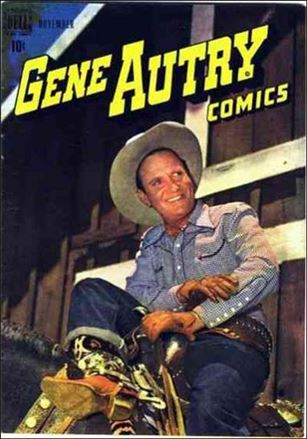 Gene Autry Comics (1946) 21-A