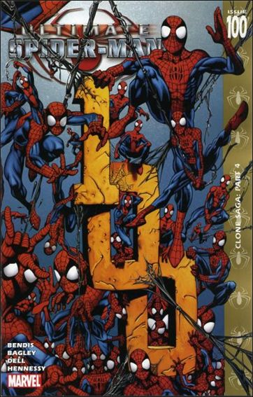 Ultimate Spider-Man (2000) 100-A by Marvel