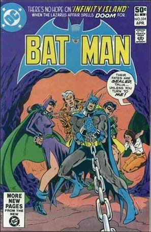 Batman (1940) 334-A