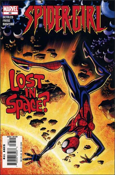Spider-Girl (1998) 88-A by Marvel