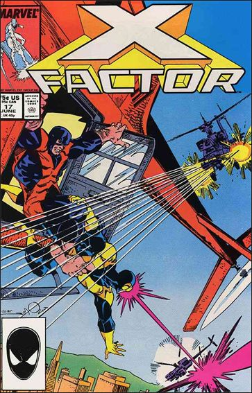 X-Factor (1986) 17-A by Marvel