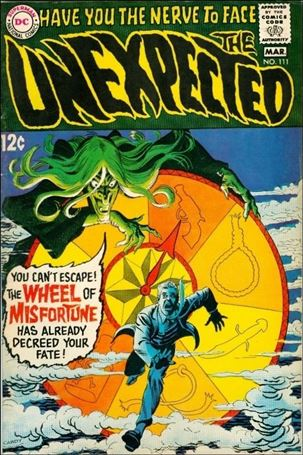 Unexpected (1968) 111-A