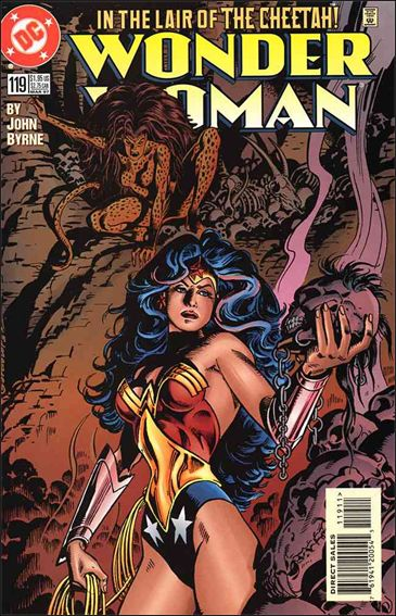 Wonder Woman (1987) 119-A by DC
