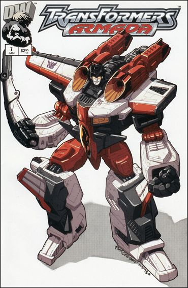 Transformers: Armada (2002) 7-B by Dreamwave
