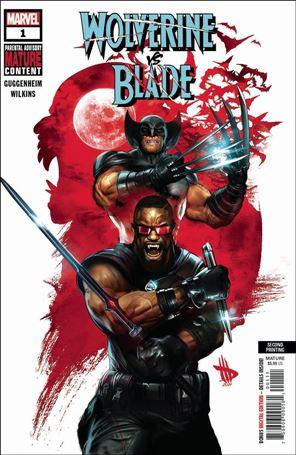 Wolverine Vs. Blade Special 1-D