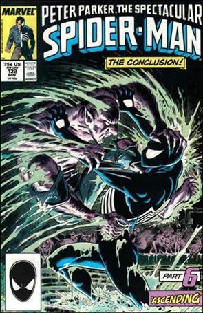 Spectacular Spider-Man (1976) 132-A