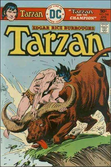 Tarzan (1972) 248-A by DC