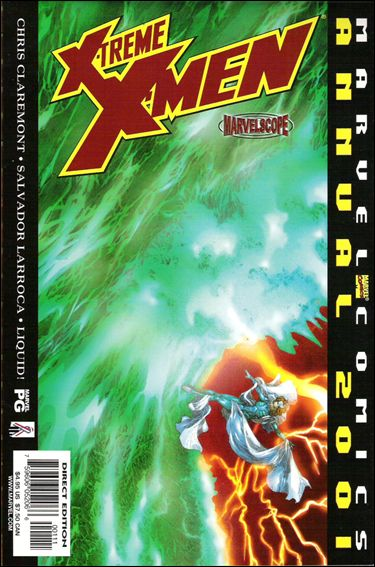 X-Treme X-Men Annual 2,001-A by Marvel