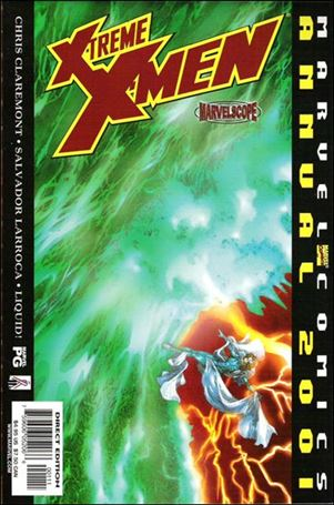 X-Treme X-Men Annual 2,001-A