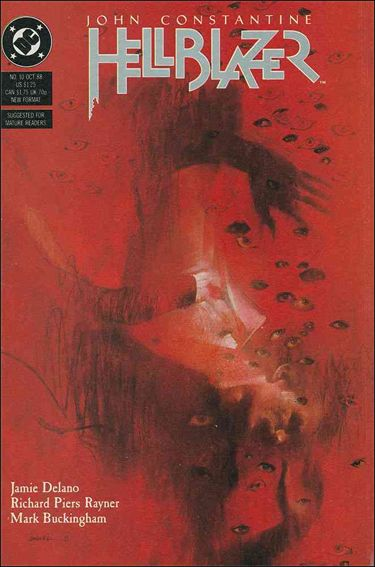 Hellblazer 10-A by Vertigo