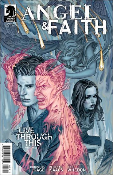 Angel & Faith 3-A by Dark Horse