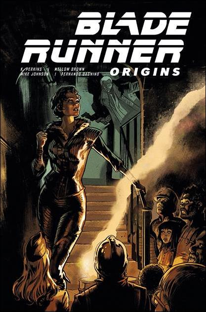 Blade Runner Origins 6-B by Titan