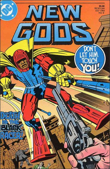 New Gods (1984) 2-A by DC