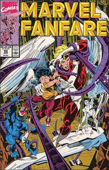 Marvel Fanfare (1982) 50-A by Marvel