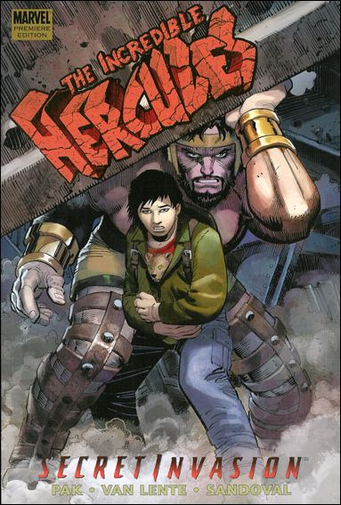 Incredible Hercules: Secret Invasion nn-A by Marvel