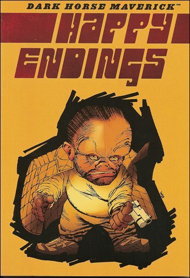 Dark Horse Maverick: Happy Endings 1-A by Dark Horse