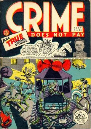 Crime Does not Pay 28-A