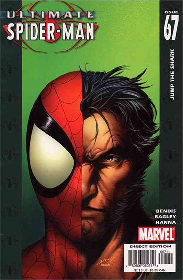 Ultimate Spider-Man (2000) 67-A by Marvel