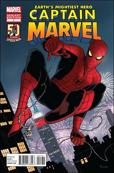 Captain Marvel (2012) 1-C by Marvel