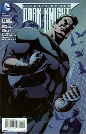 Legends of the Dark Knight 13-A