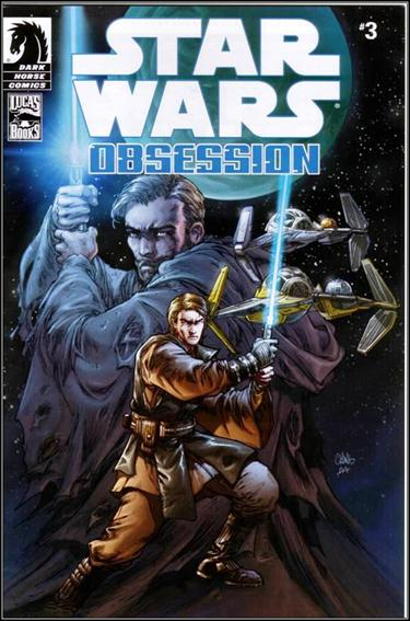 Star Wars: Obsession 3-B by Dark Horse