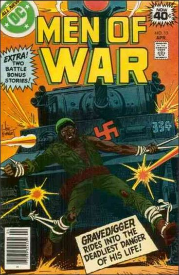 Men of War (1977) 15-A by DC