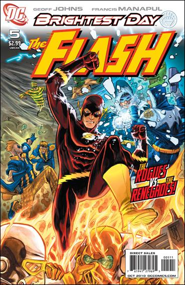 Flash (2010) 5-A by DC