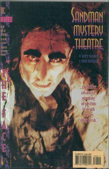 Sandman Mystery Theatre 8-A by Vertigo