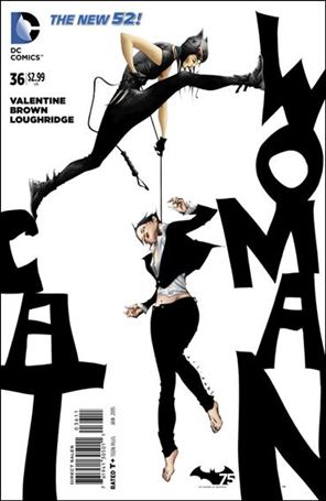 Catwoman (2011) 36-A