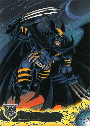 Amalgam Comics (Base Set) 77-A by Fleer/SkyBox