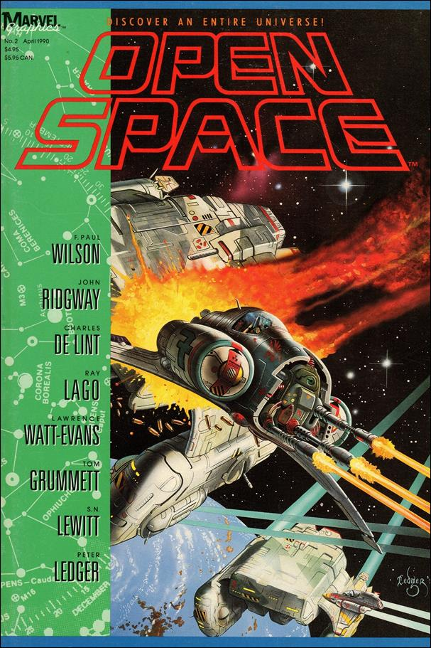 Open Space 2-A by Marvel