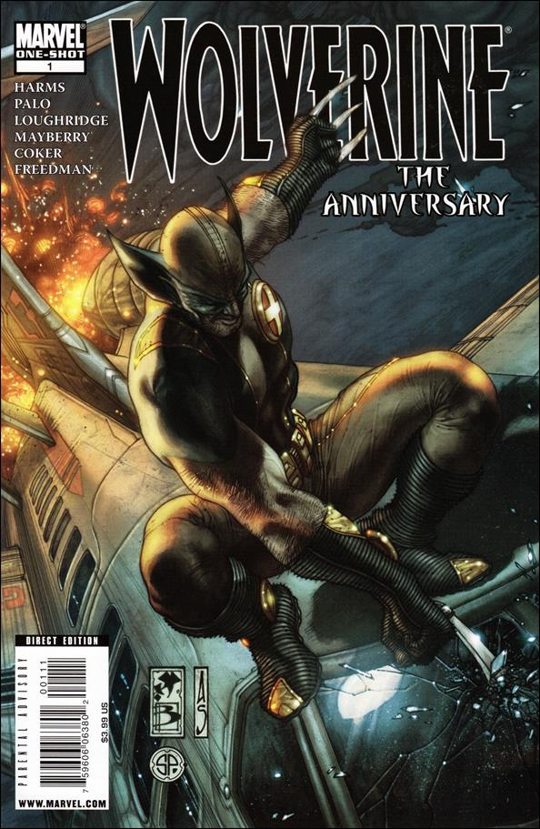 Wolverine: The Anniversary 1-A by Marvel