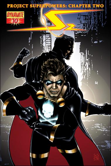 Project Superpowers: Chapter Two 10-B by Dynamite Entertainment