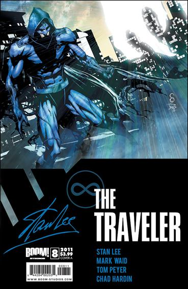 Traveler 8-A by Boom! Studios