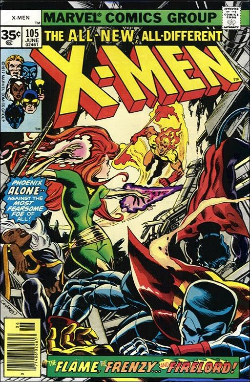 X-Men (1963) 105-B by Marvel
