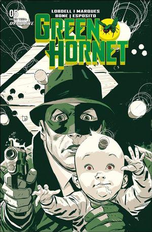 Green Hornet (2020) 5-A
