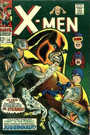 X-Men (1963) 33-A