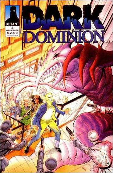Dark Dominion 3-A by Defiant