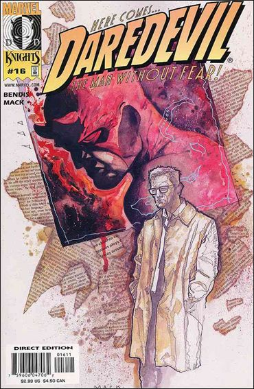Daredevil (1998) 16-A by Marvel