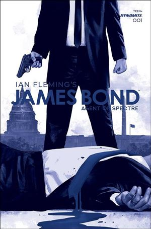 James Bond: Agent of Spectre 1-C